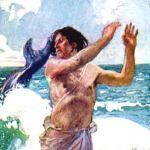 The Prophet Jonah- James Tissot