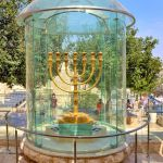 Gold Menorah Third Temple Temple Mount Temple Institute