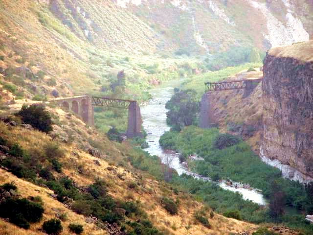 Yarmouk River Jordan River