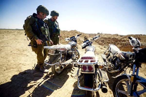 IDF-Hamas tunnels