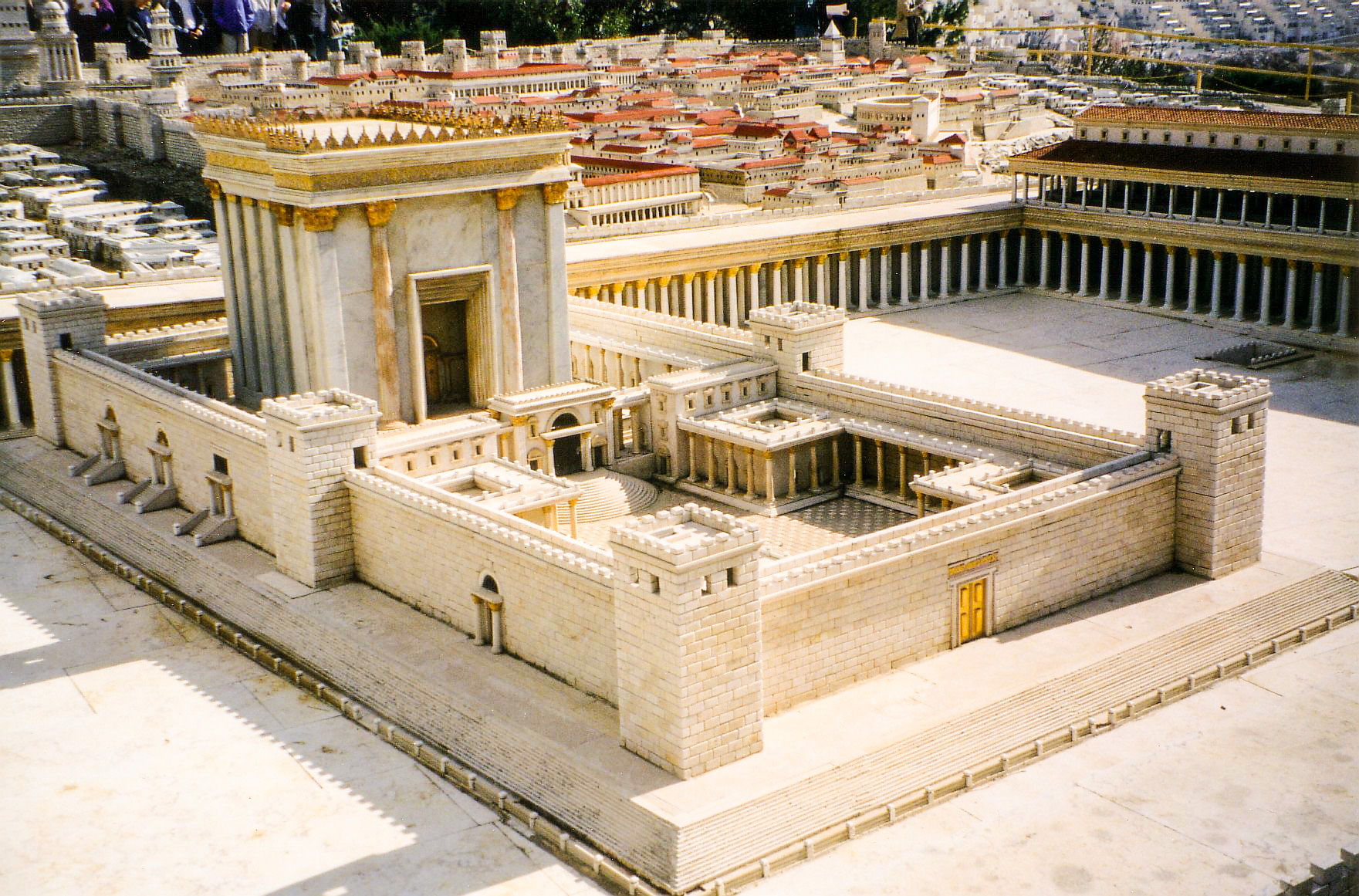 Second Temple-Jerusalem-Temple Mount