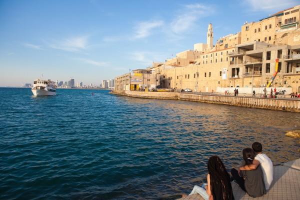 The Jaffa Port (Photo: Go Israel / Dana Friedlander)