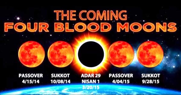 Blood Moon Tetrad