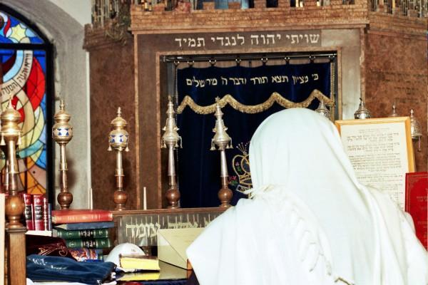 A Jerusalem synagogue (Go Israel)