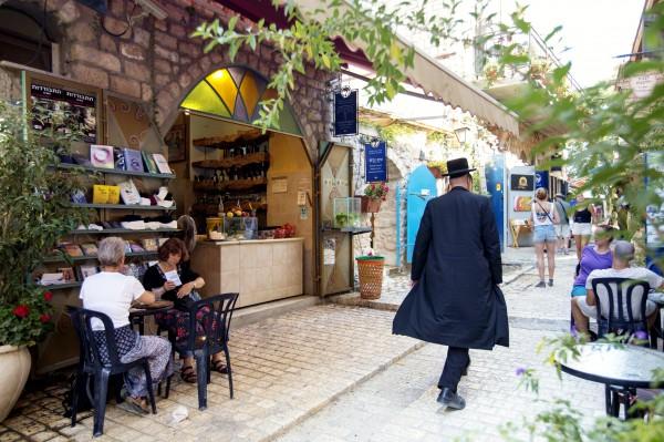 Safed, Israel (Photo credit: Go Israel / Itamar Grinberg)