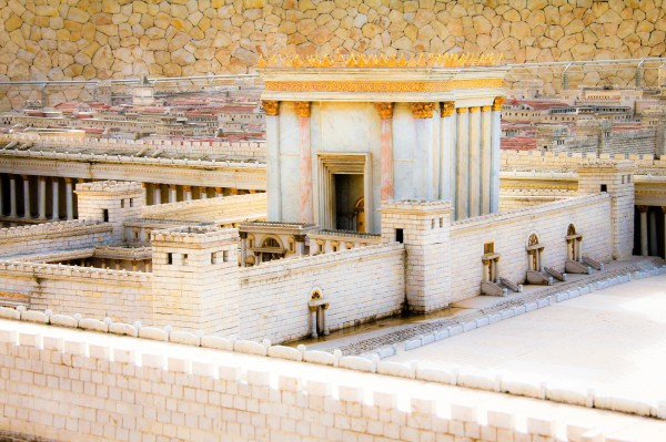 Model-Jerusalem-Temple