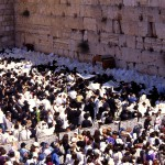 Western Wall-Sukkot-Priestly Blessing