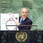 Netanyahu-General Assemby_nuclear Iran_red line