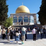 Temple Mount-Jerusalem-tourism-pilgrims