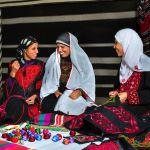 Bedouin women-Negev Desert community