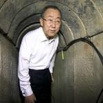 Moon in Hamas Terrorist Tunnel_IDF blog