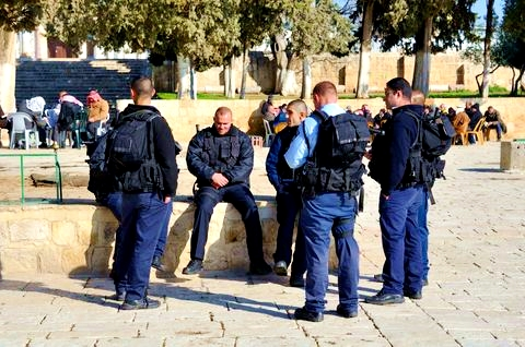 Temple Mount Police