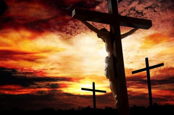 Roman execution stake jesus on the cross