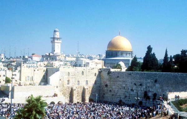 Sukkot-Kotel-Jewish New Year