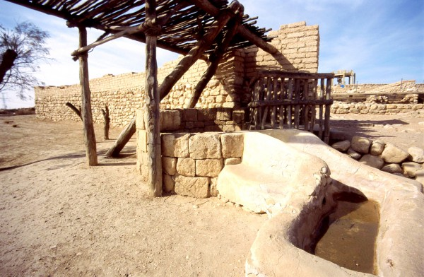 Ancient well beer sheva