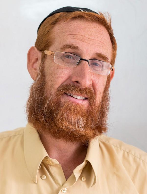 Yehuda Glick_Temple Mount activist
