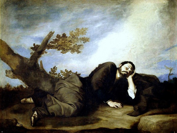 Jacob's Dream, by José de Ribera
