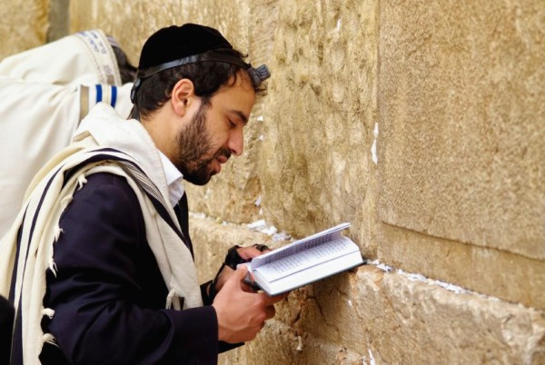 Western Wall-Prayer