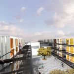 Ayalim-student housing-shipping containers-green living