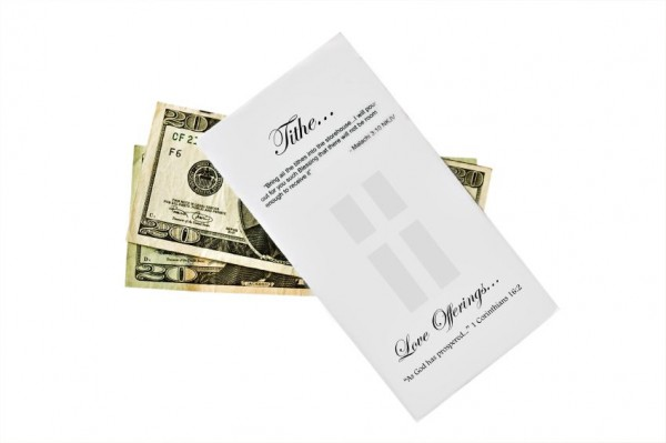 Tithe-money