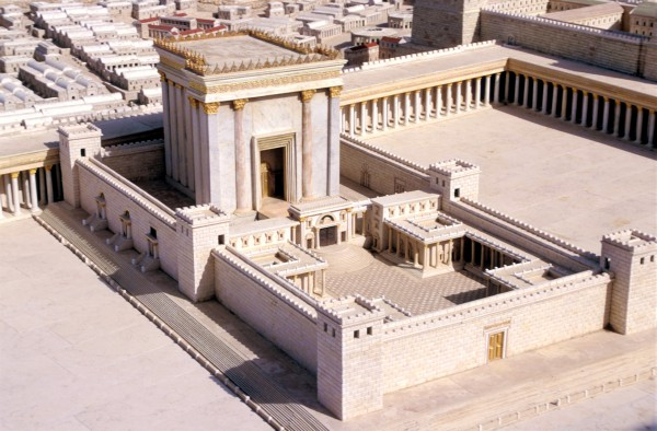 Second-Temple-Model