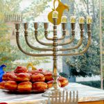 Chanukah-hanukkah-menorah-hanukkia-sufganiyot-fourth-day