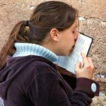 women's section_Kotel_prayer_siddur_Jerusalem