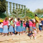 knesset-children-menorah-education
