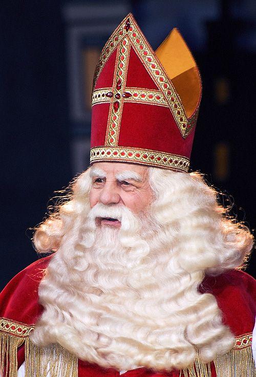 Many consider Sinter Klaas or Saint Nicholas to be the original Santa Claus.