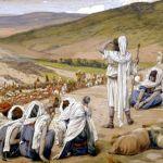 Jacob Sees Esau Coming to Meet Him, by James Tissot