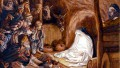 The Adoration of the Shepherds, by James Tissot