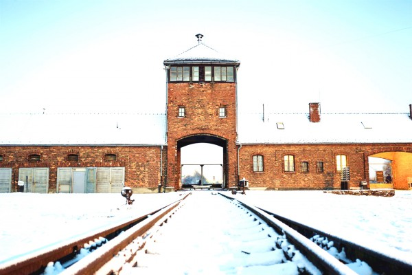 Auschwitz  Nazi death camp