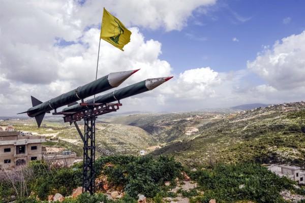 rockets-Hezbollah-South Lebanon
