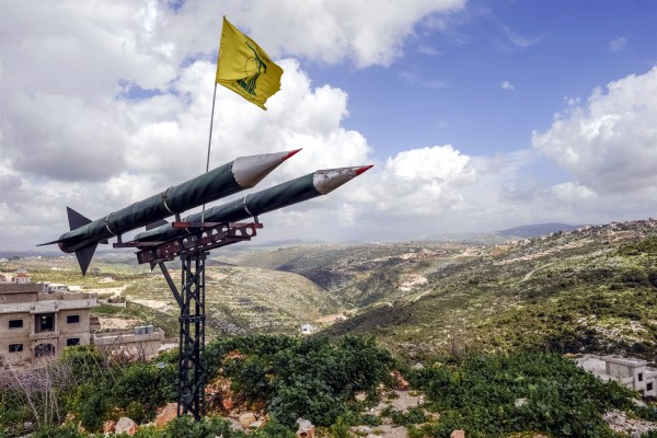 rockets-Hezbollah-South Lebanon