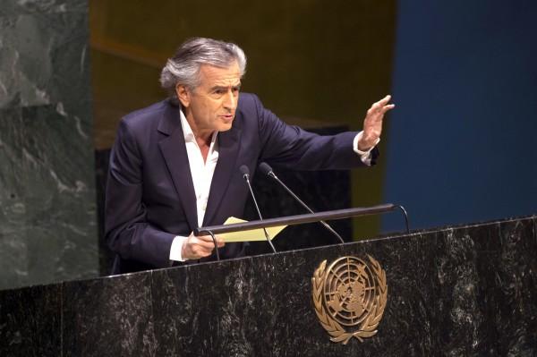 violence_anti-Semitism-UNGA-Bernard Levy
