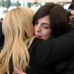 Sara Netanyahu-Valerie Braham-Jerusalem funeral-four Jewish victims buried in Jerusalem