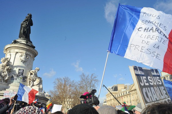 Je Suis Charlie-Freedom of the Press