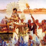 The Finding of Moses, by Lawrence Alma Tadema