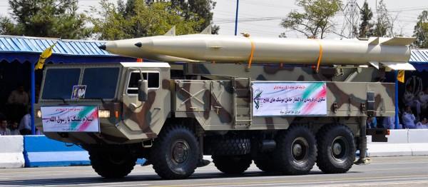 Fateh-110-Iran-missiles