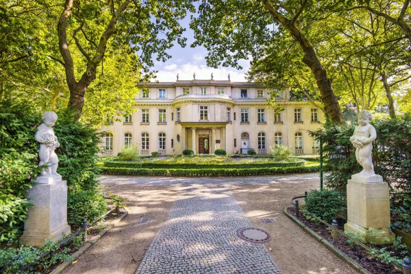 Wannsee House Final Solution Jewish Question
