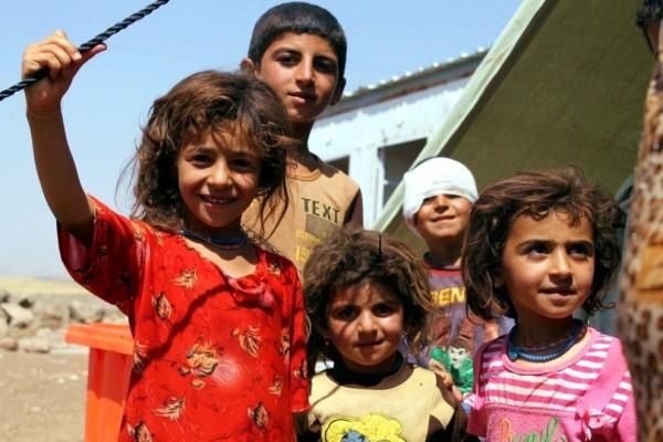 Yazidis-Kurdish-displaced persons-Iraq