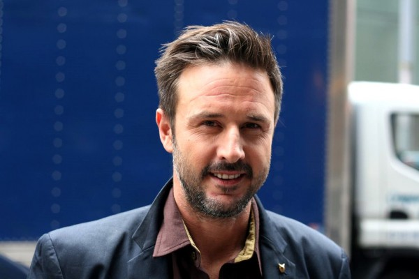David Arquette (Photo by Frank Eng)