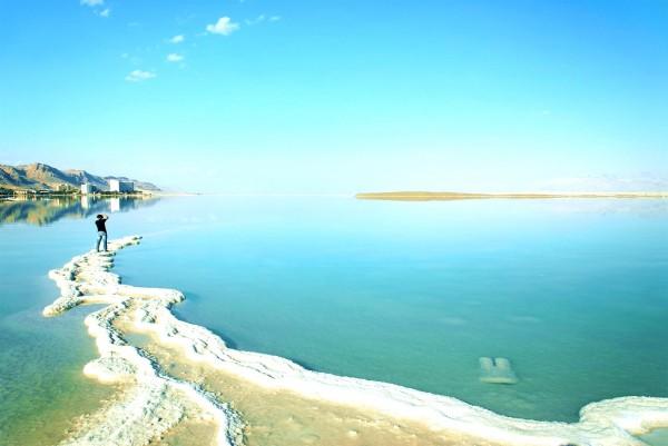 salt-formation-Dead Sea