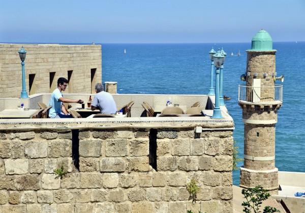 Jaffa, restaurant