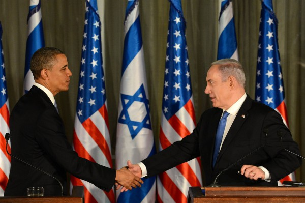 Obama and Netanyahu Press Conference
