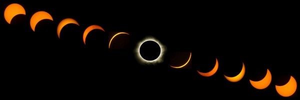 Eclipse phases from Cairns