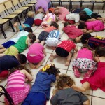 Hamas rockets disrupt children's school routines and feelings of safety
