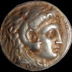 Alexander the Great-Hellenism-coin