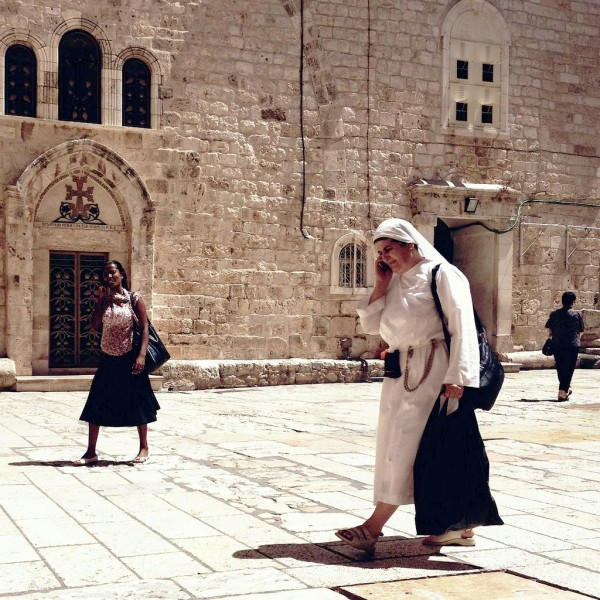 Israel has a dynamic multicultural mix where freedom of religion is guaranteed. (Israel Tourism photo by Eelco Roos)