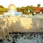 The Temple Mount is the holiest site in Judaism. The Western Wall is Judaism's second holiest spot.